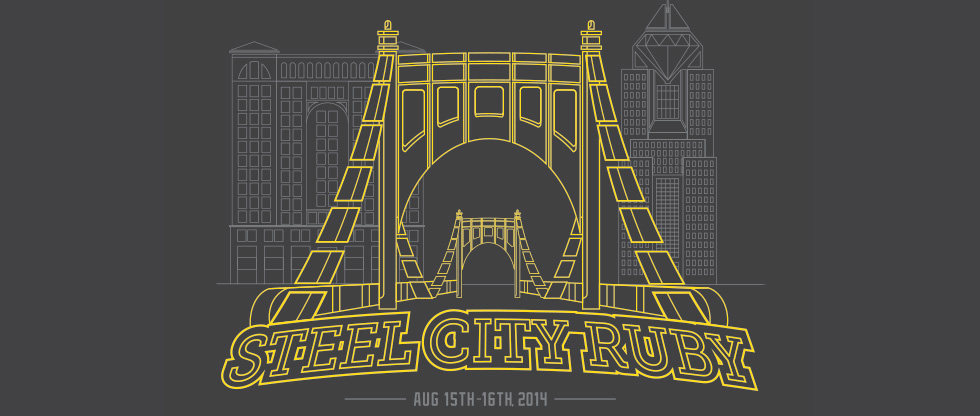 Steel City Ruby Logo